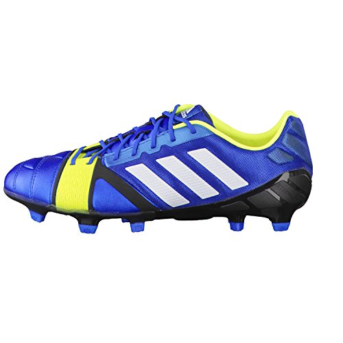Gymnastique Blu adidas Giallo de Chaussures Fluo Homme pA7qZg7w