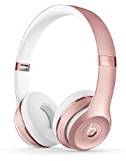 Beats by Dr. Dre Solo3Wireless on-ear-koptelefoon - AppleW1-koptelefoonchip, Class1Bluetooth, 40 uur luisteren - Roségoud