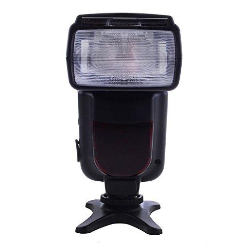 Dedicated Speedlite Flash (i-TTL) Vertical & Horizontal Rotation for Nikon D3400 (Wireless Sync Built in)
