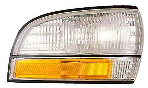For 1992 1993 1994 1995 1996 Buick Lesabre | Park Avenue Turn Signal Corner Light lamp Assembly Passenger Right Side Replacement GM2551147