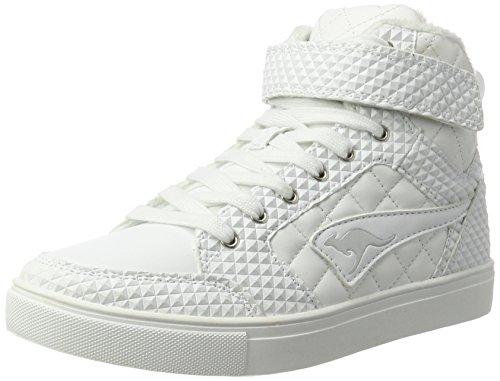 Prisma Sneaker Ii White Damen Hohe Weiß KangaROOS HxW51nAw