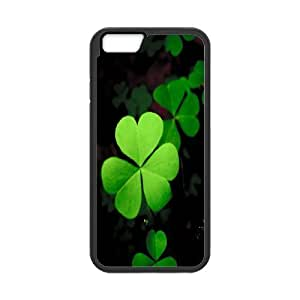 AinsleyRomo Phone Case Lucky clover pattern case For Apple Iphone 6 Plus 5.5 inch screen Cases FSQF472708