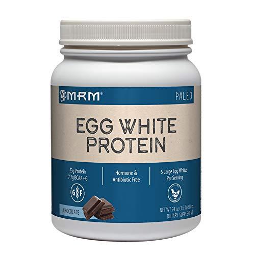 MRM Natural Egg White Protein Powder - Chocolate - 24oz (Best Non Dairy Protein Powder)