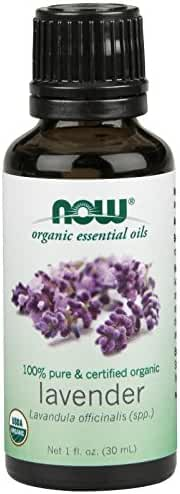 NOW  Organic Lavender Oil, 1 ounce