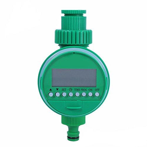 NUZAMAS 자동 디지털 탭 타이머 LCD 디스플레이 정원 호스 기계..