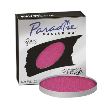 Halloween Couples Costumes Famous (Mehron Makeup Paradise AQ Face and Body Paint, FUSHIA: Basic Series Refill-)