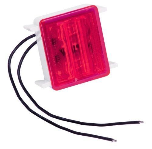 Bargman 47-86-410 Red LED Wrap-Around Light Upgrade Module