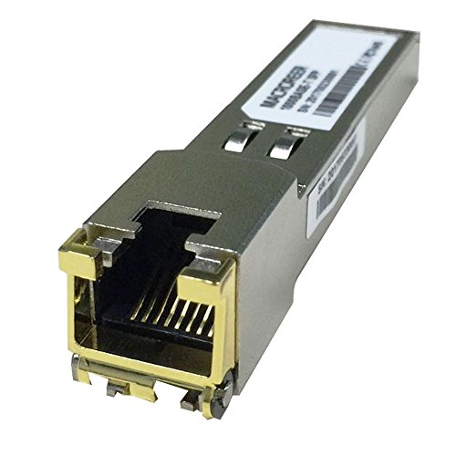 Macroreer Ubiquiti Compatible 10/100/1000BASE-T Copper SFP Transceiver RJ45 100m by Macroreer (Image #4)