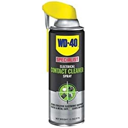 WD-40 Specialist 11 oz. Aerosol Can, Contact Cleaner (1)