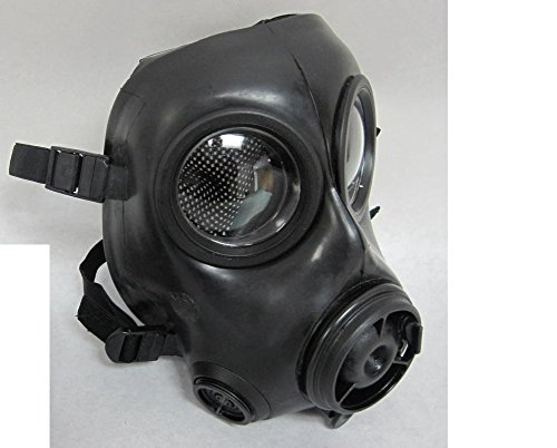 Avon FM12 CBRN Respirator Gas Mask, Right Side, Medium ()