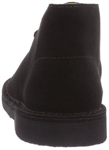 Nero Stivali Suede Desert Black Boot Donna Clarks Blk Originals xHaqPzwX