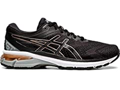 Promoting a lightweight ride, the GT-2000 8 running shoe from ASICS is designed to provide appropriate comfort and protection for runners in seeking a performance stability shoe. The GT-2000 8 road running shoe features an updated GEL technol...