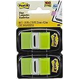 Marcador de Página Adesivo, Post-it HB004193510, Verde
