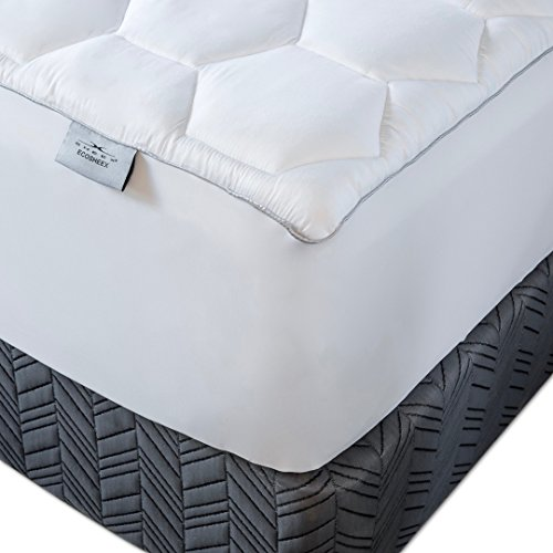 SHEEX - ECOSHEEX Mattress Pad, Give Yourself An Added Cushion for a Better Night's Sleep (Queen) by Sheex