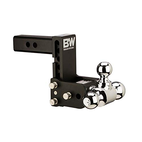 (B&W Trailer Hitches Tow & Stow Receiver 1 7/8