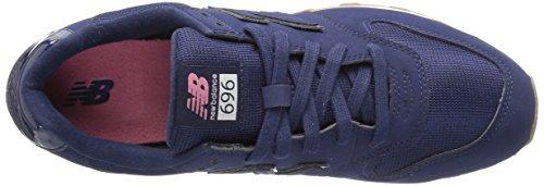 Nieuw Evenwicht Vrouwen Wl696v1 Sneaker Marokkaanse Blauw / Zeezout