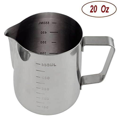 steaming pitcher 20 oz - 2