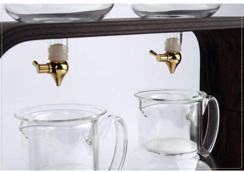 Moica Cold Brew Dutch Coffee Maker Hand Drip Set 800ml Modern M80 No Electricity by MOICA (Image #3)