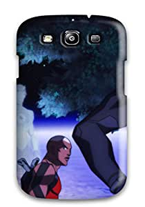 Premium Nightwing Back Cover Snap On Case For Galaxy S3
