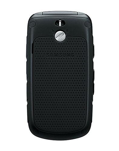 Samsung Rugby 4 B780A Unlocked GSM Rugged Waterproof Flip Phone - Black (Renewed)