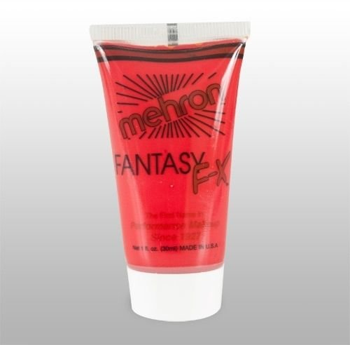 Collor Red >> Mehron FFX Fantasy F/X Costume
