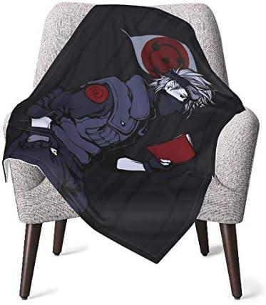 shihuainingxianruandans Couverture de bébé de Confort, Couverture Chaude Douce de Naru-to pour bébé Nouveau-né Poussette Voyage en Plein air