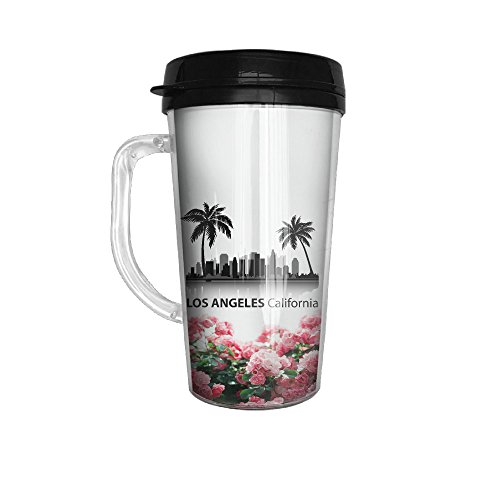Lakers Travel Coffee Mug