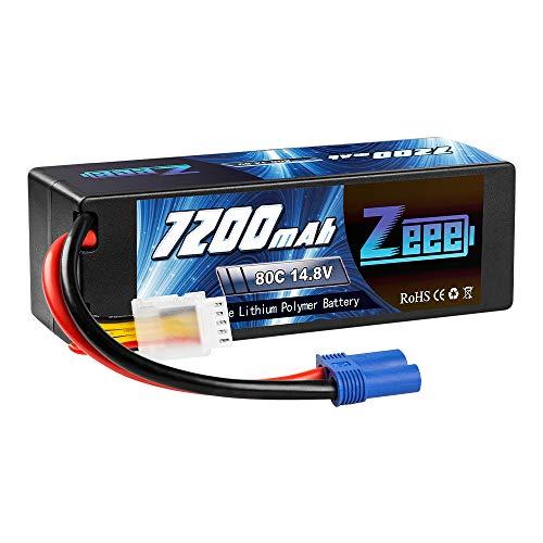 Bateria Lipo 4s 14.8V 80C 7200mAh