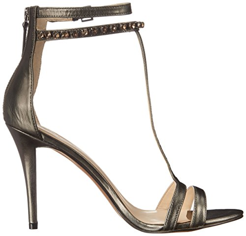 West Womens Metallic Size Pewter Nine Metallic Dana Dana gq5XXw7d