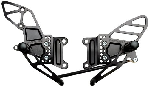 Vortex RS406K Black Rear Set