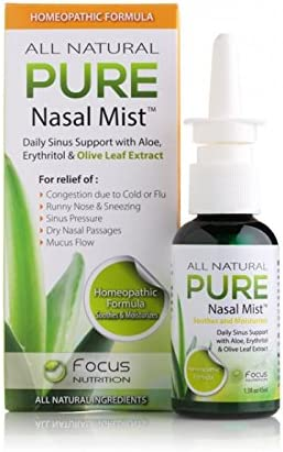 XYLOBURST Pure Nasal Mist, 0.02 Pound