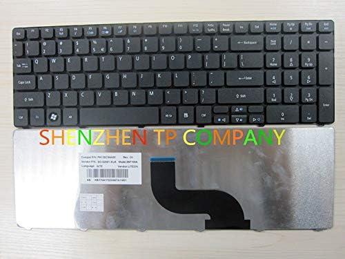 US Keyboard for Acer Aspire 5745 5749 5750 5800 5810 5820 7235 7250 7251 7331 7336 7339 7535