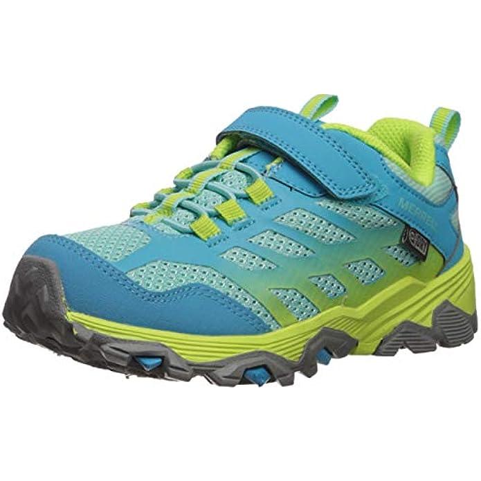 Merrell Unisex-Child Moab FST Low a/C WTRPF Hiking Shoe
