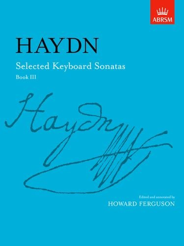 Selected Keyboard Sonatas (Signature) (Bk. - 3 Sonatas Keyboard