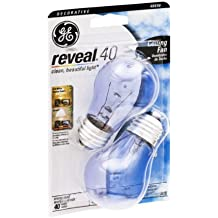 Bulb Ceilng Fan 40wreval