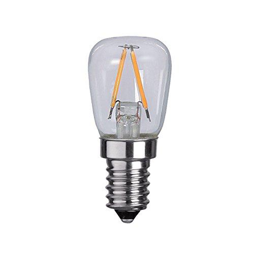 Vision-EL 77944 bombilla LED nevera 2 W 4000 ° K, aluminio/PC, E14 ...