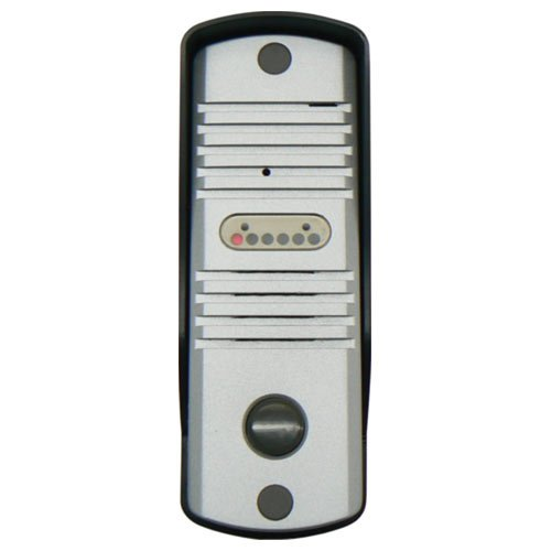 DoorBell Fon S-Series SlimLine Extra Door Station, Aluminum (DP38-NSS)