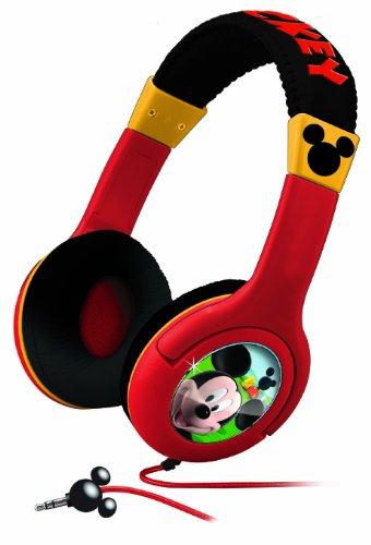 Disney Mouska riffic Friendly Reduced Headphones