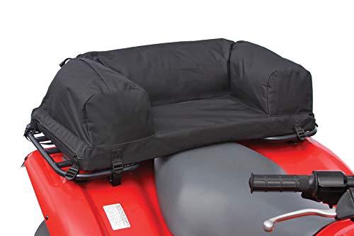 Deluxe Padded Bag - ATV Deluxe Padded Seat Rack Bag, Black