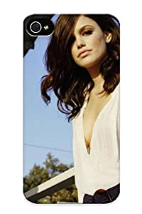 Inthebeauty Brand New Defender Case For Iphone 4/4s (rachel Bilson) / Christmas's Gift