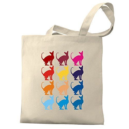 Tote Bag Tote Peterbald Canvas Eddany Bag Colorful Peterbald Colorful Eddany Canvas Colorful Eddany nxa6F