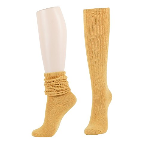 Women's Slouch Socks Soft For Girl Stylish Knit Casual Fall