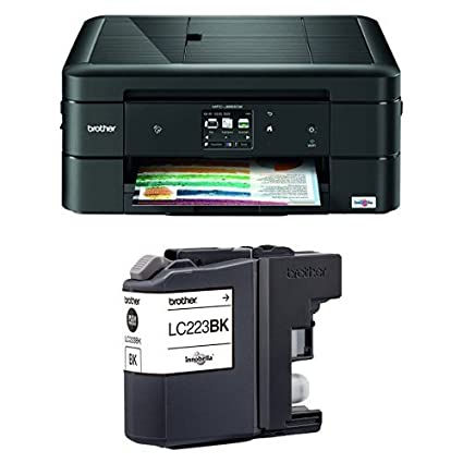 Brother MFCJ880DW - Impresora multifunción de tinta + Cartucho XL ...