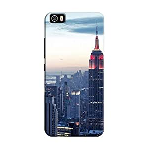 Cover It Up - New York Skyline Mi5 Hard Case