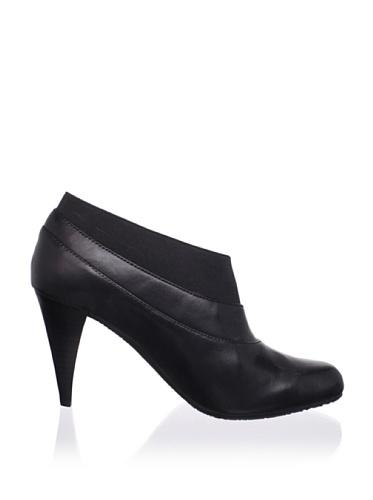 Addrienne Vittadini Nappa Bottines Pour Femmes Chaussures Noires
