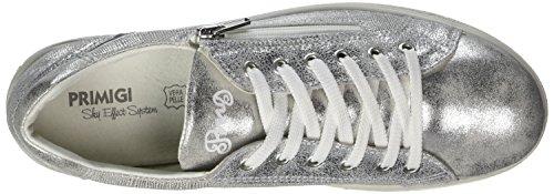 Primigi Mädchen Pho 13670 Sneaker Argento (Argento Argento)