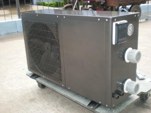 Swimming Pool Heater- Electric Heat Pump-small 55 K BTU