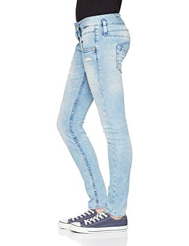 Jeans Freshly 732 Destroy 5303 Donna Blau DB661 Herrlicher q6ZAE8wXA
