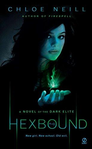Hexbound (Dark Elite, Book 2) for $<!--$0.39-->