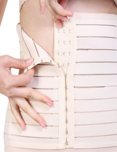 Vogue de Eden ® -Breathable bande Nude Ceinture de Support de maternité